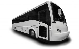 32 Passenger Limo Coach Party Bus Rental - NJ - NY