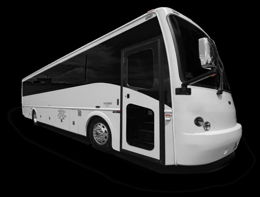32 Passenger Limo Coach Party Bus Rental - NJ - NY