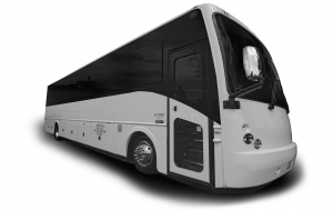 42 passenger Limo Coach Party Bus Rental in NJ - NY