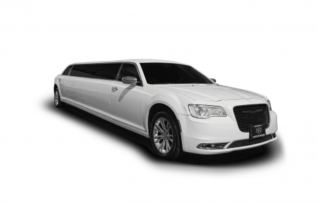 Chrysler 300 Stretch Limo 10 Passengers