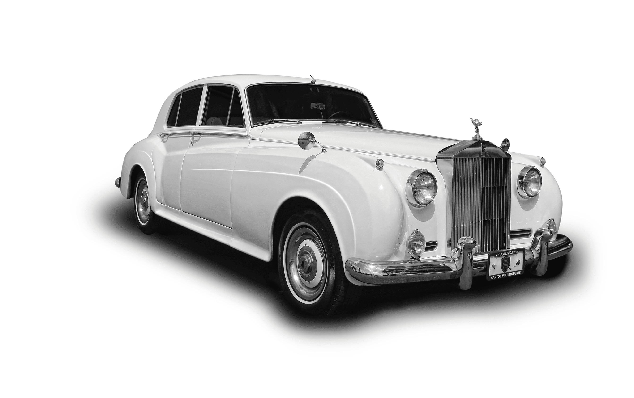 Rolls Royce Silver Cloud II