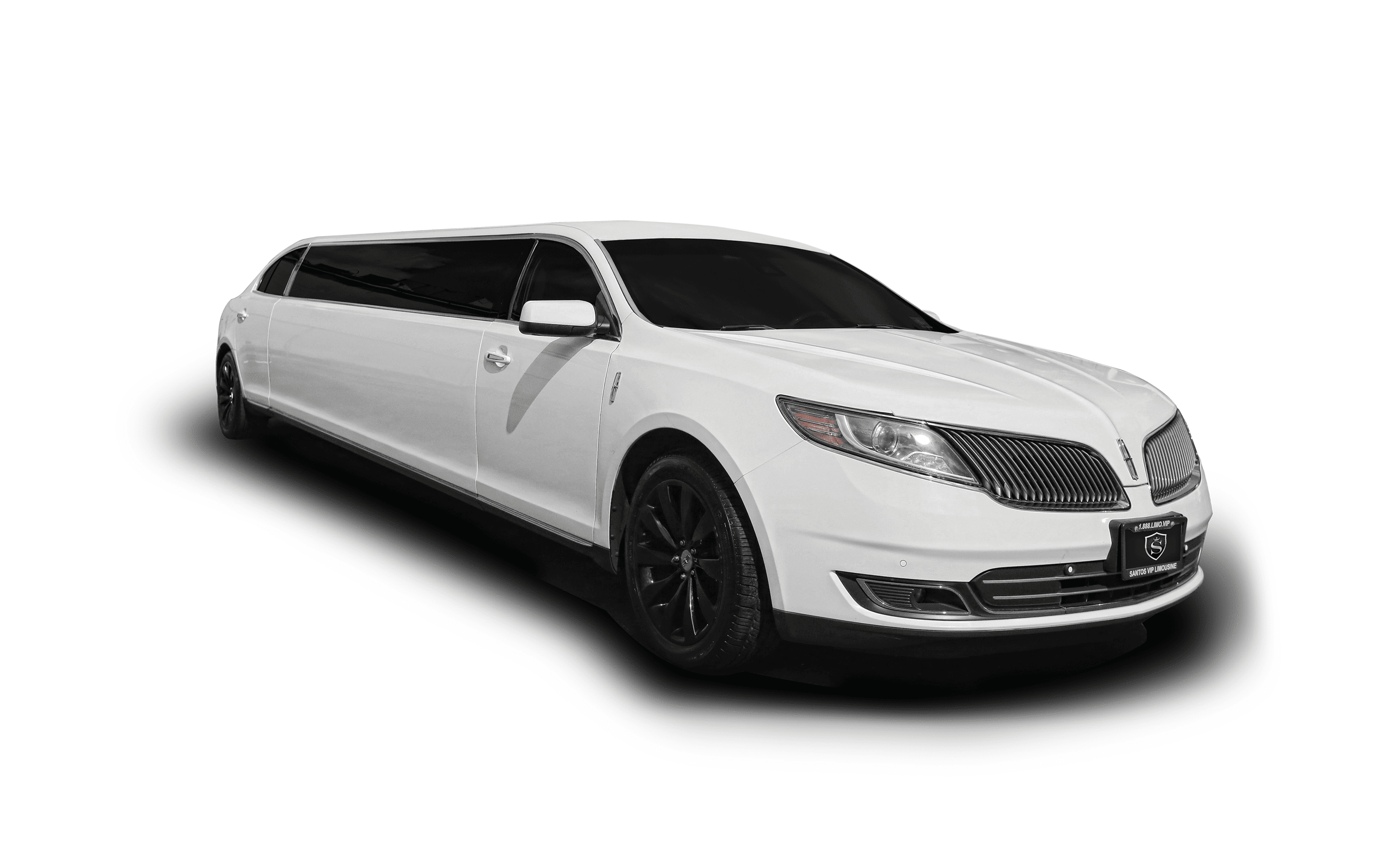 Lincoln MKS Stretch Limousine for Casino Limo Service in NJ - NY- PA and CT.