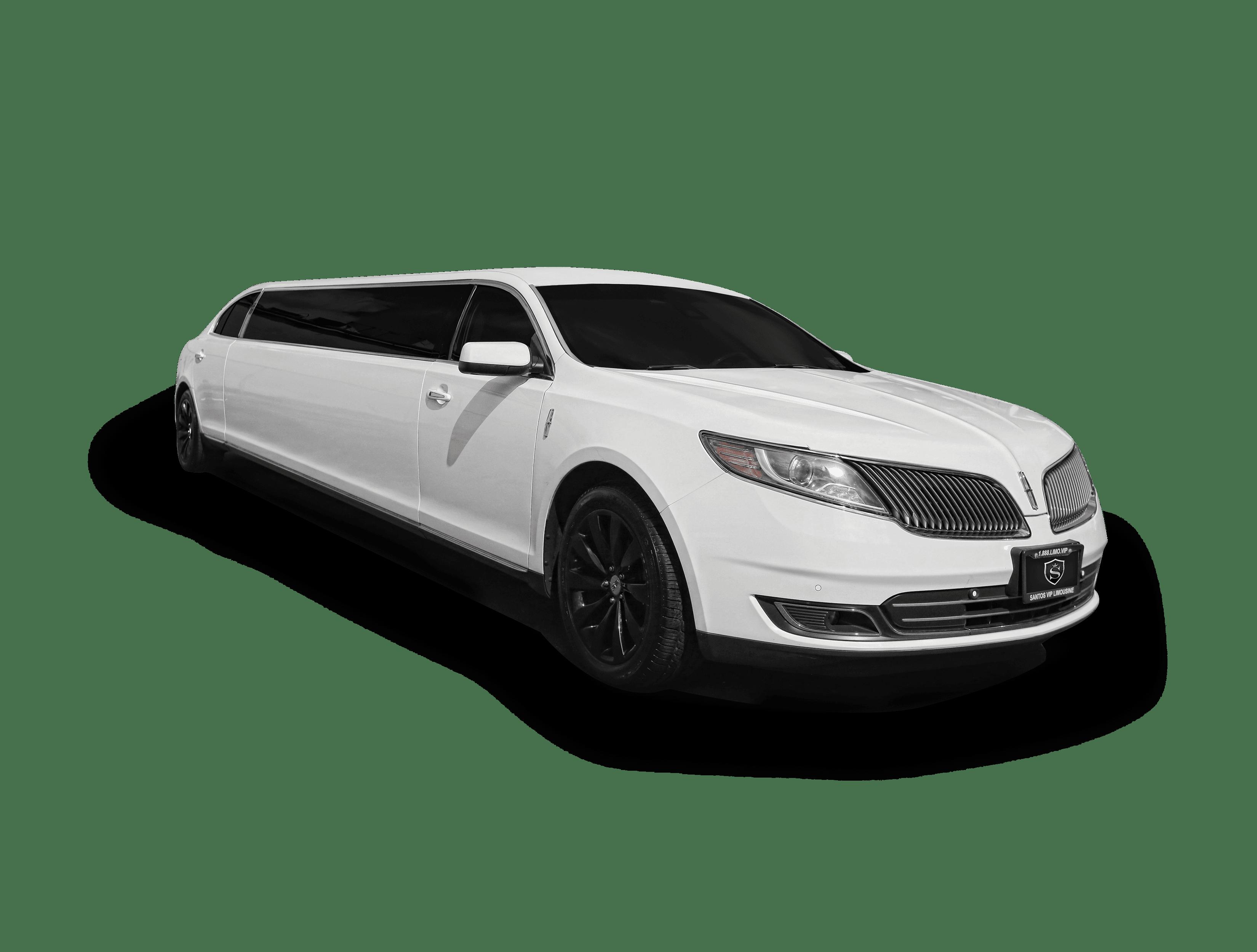 Lincoln MKS stretch limousine