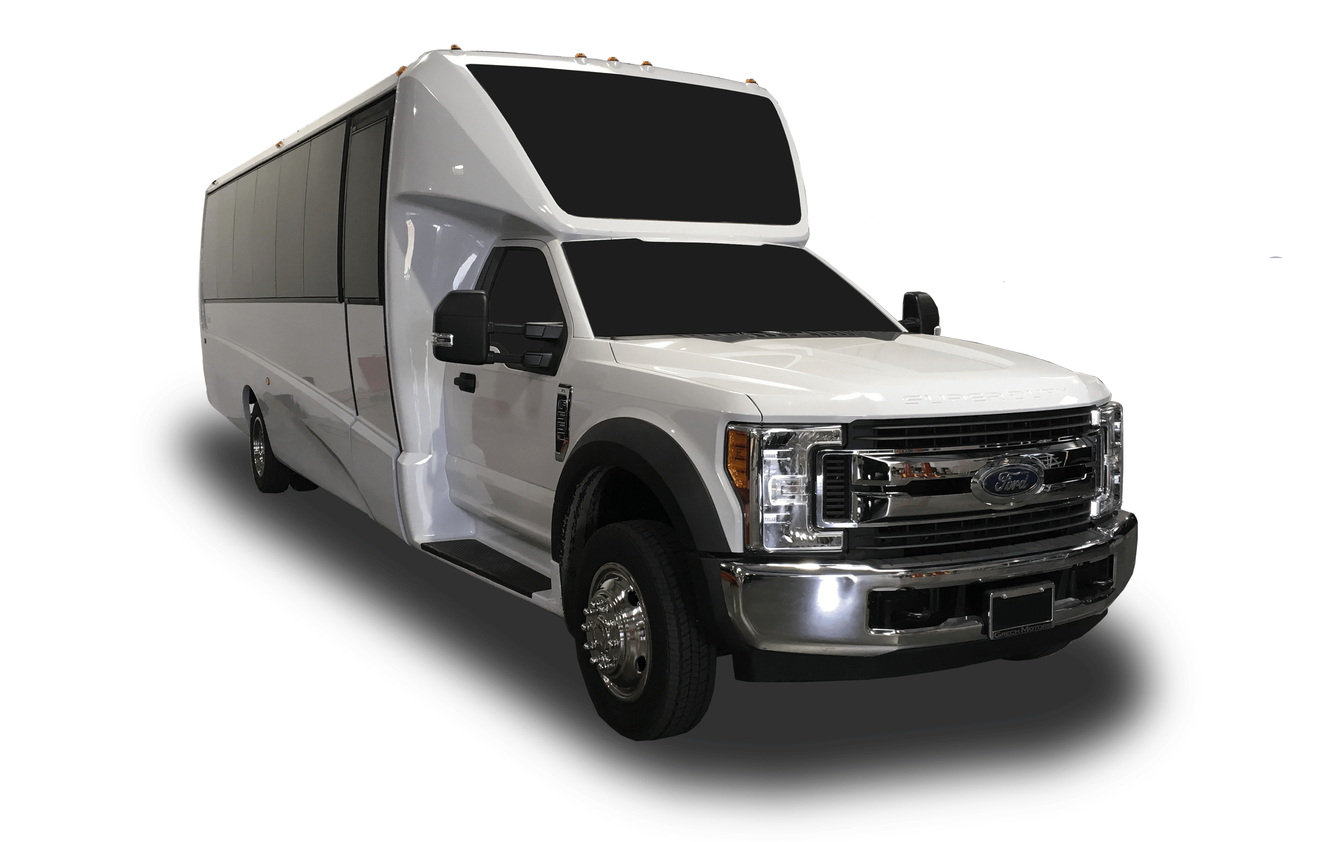 22 Passenger Limo Coach Party Bus Rental