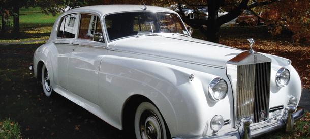 NJ Limousine Fleet - Rolls Royce Silver Cloud II