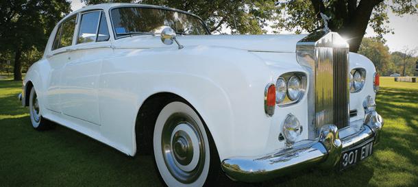 NJ Limousine Fleet - 1964 Rolls Royce Silver Cloud III
