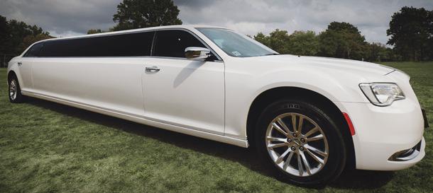 NJ Limousine Fleet - Chrysler 300 stretch limousine