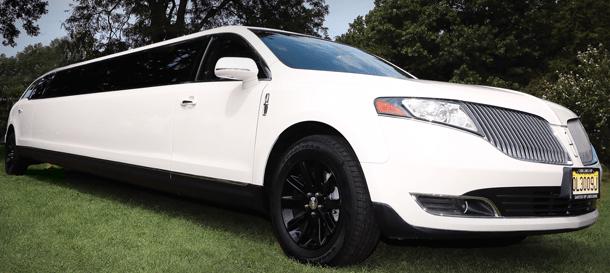 NJ Limousine Fleet - Lincoln MKT stretch limousine
