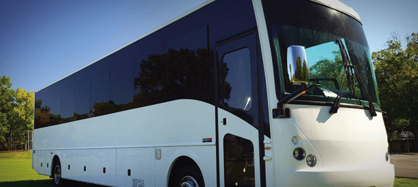 NJ Limousine Fleet - Limo Coach Party Bus 42 Passengers