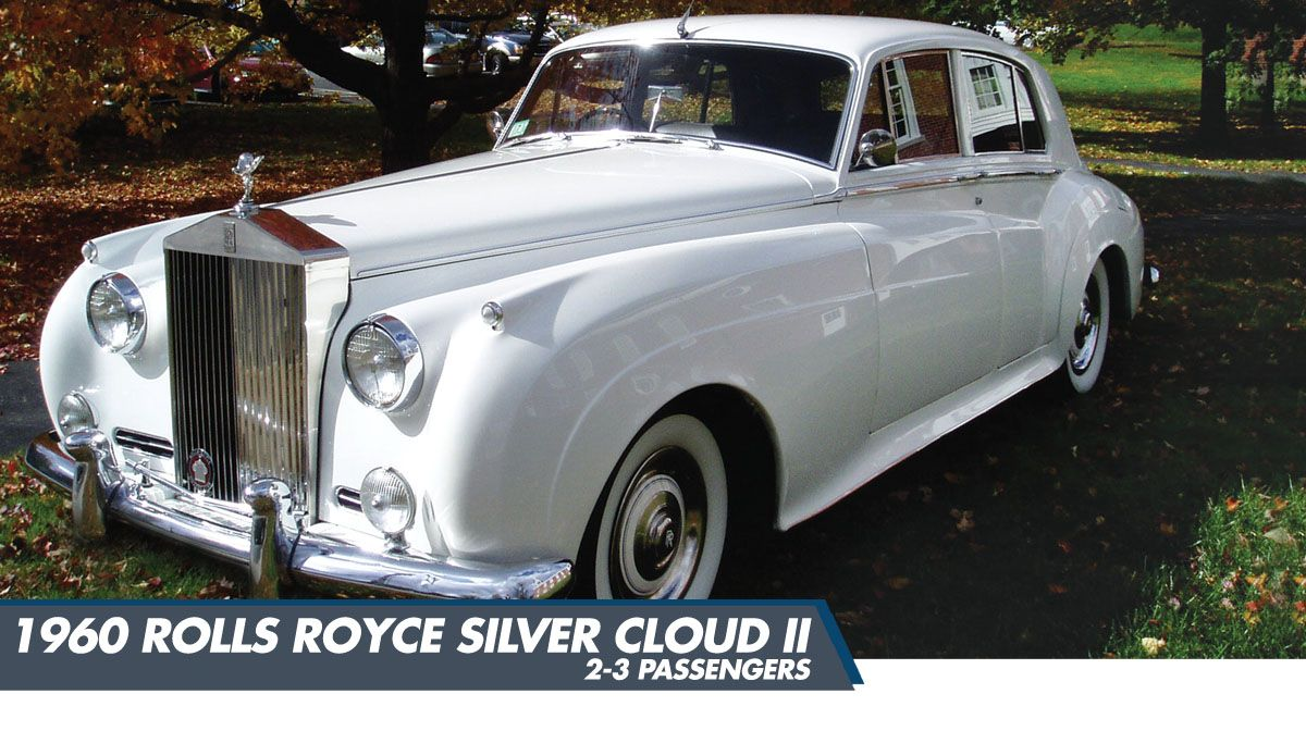 Cars For Sale Nj >> 1960 Rolls Royce Silver Cloud II - Santos VIP Limousine