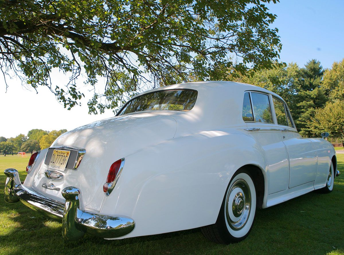 NJ Bentley S2 Limo