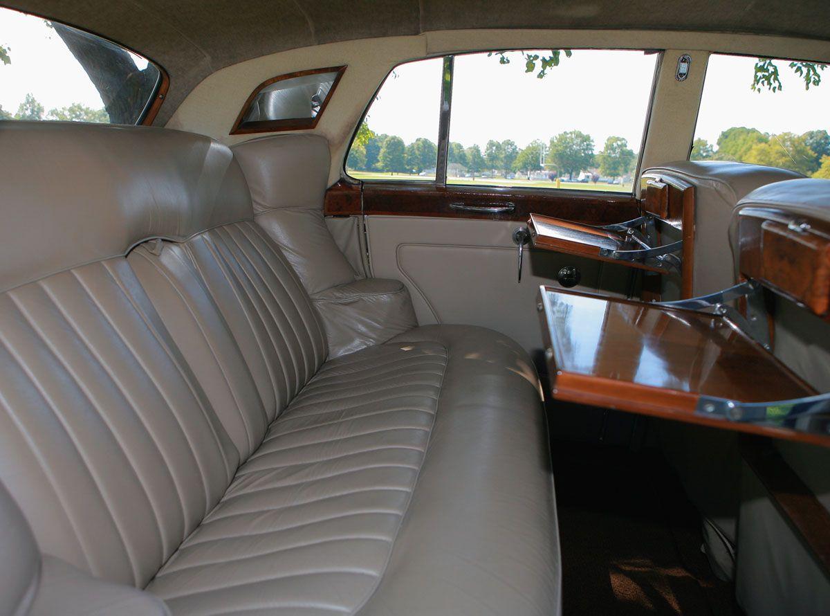 NJ Bentley S2 Limo