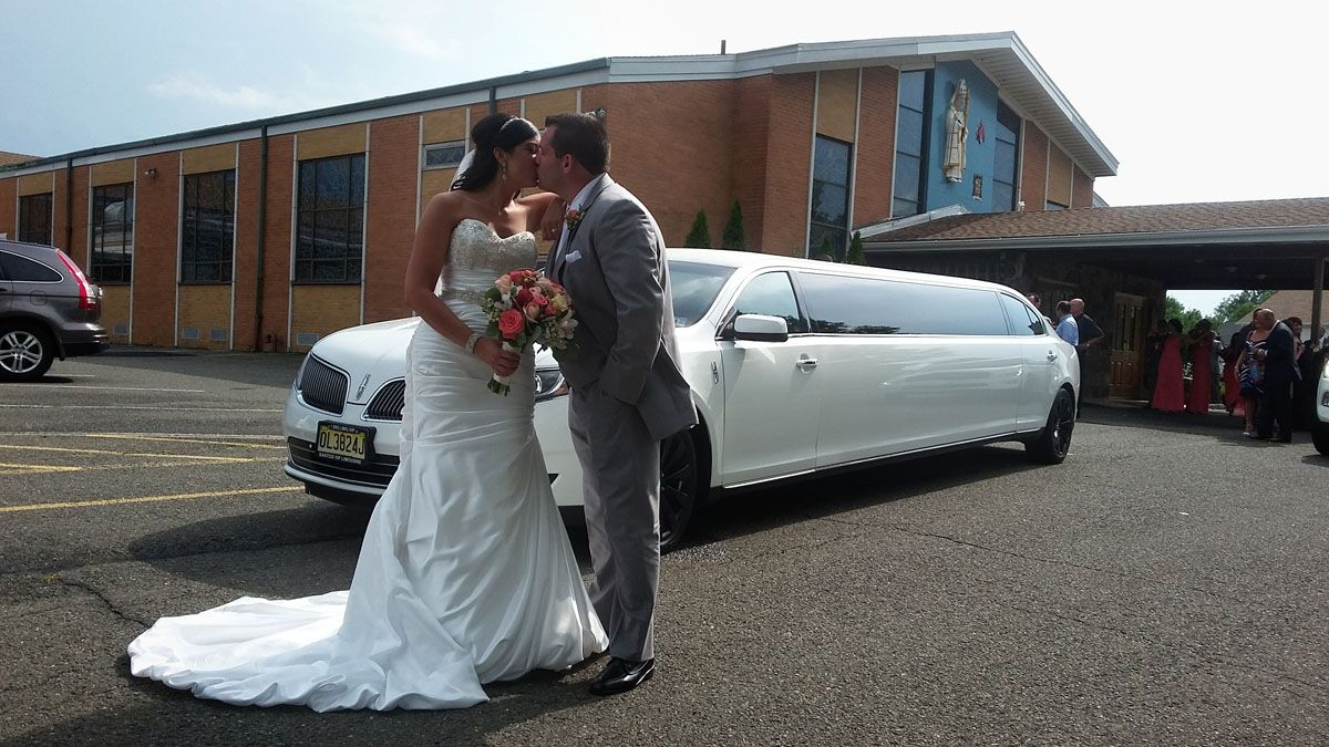 New Jersey Wedding Limo