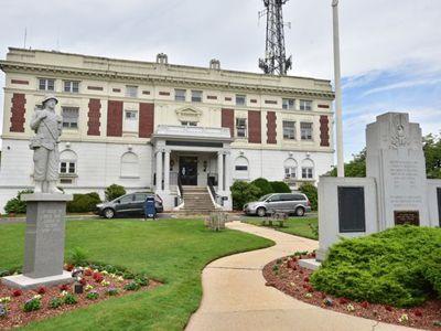 Bergenfield NJ City Hall