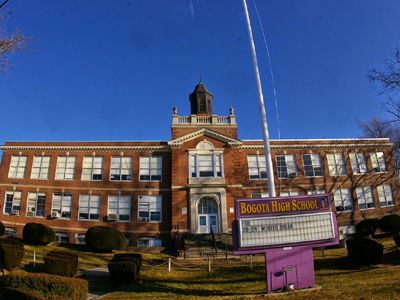 Bogota NJ high school