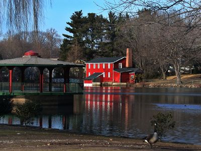Coopers Pond in Bergenfield NJ
