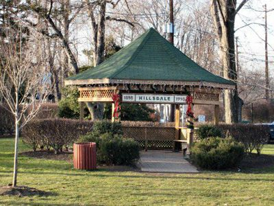 Gazebo at Veteran's Park, Hillsdale, NJ