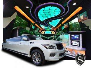 Infiniti QX 80 Prom SUV Limousine