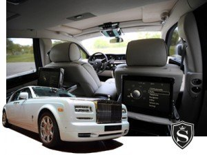 Rolls Royce Phantom Prom Limousine