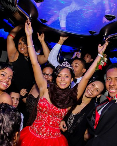 Quinceanera & Sweet 15 Party Bus Rentals