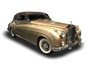 1957 Rolls Royce Silver Cloud I - Champagne Edition