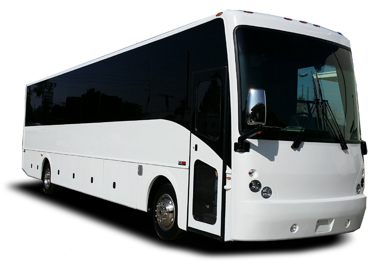 42 Passenger Luxury Coach
