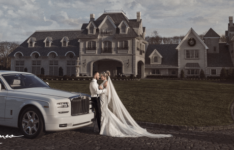 Rolls Royce Phantom for your wedding - Park Chateau, East Brunswick, NJ