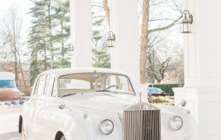 1960 Rolls Royce Silver Cloud II - Santos VIP Limo