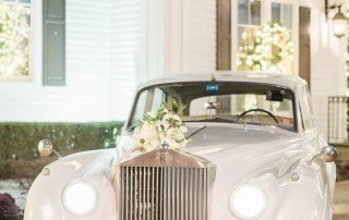 1960 Rolls Royce Silver Cloud II - Wedding Limo