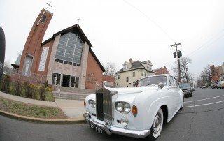 1964 Rolls Royce Silver Cloud III - Santos VIP Limo NJ