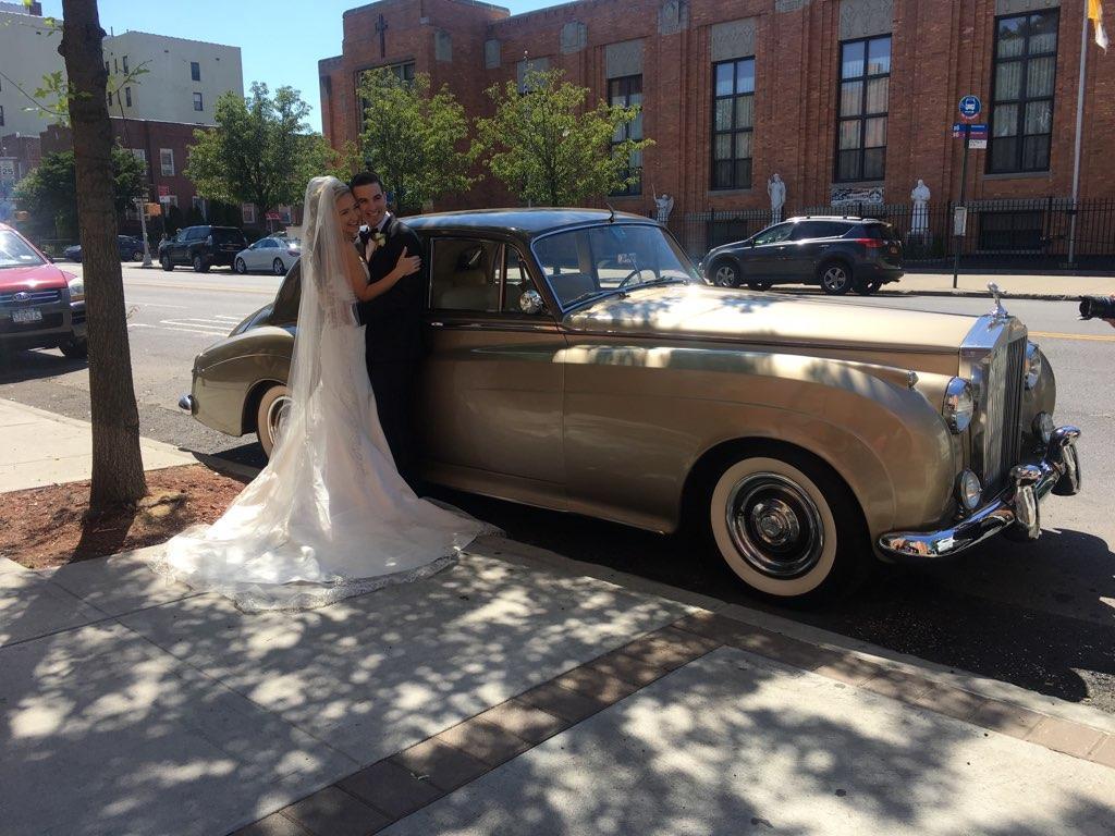 1957 Rolls Royce Silver Cloud I - Champagne Edition