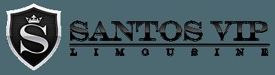 Santos VIP Limousine Logo