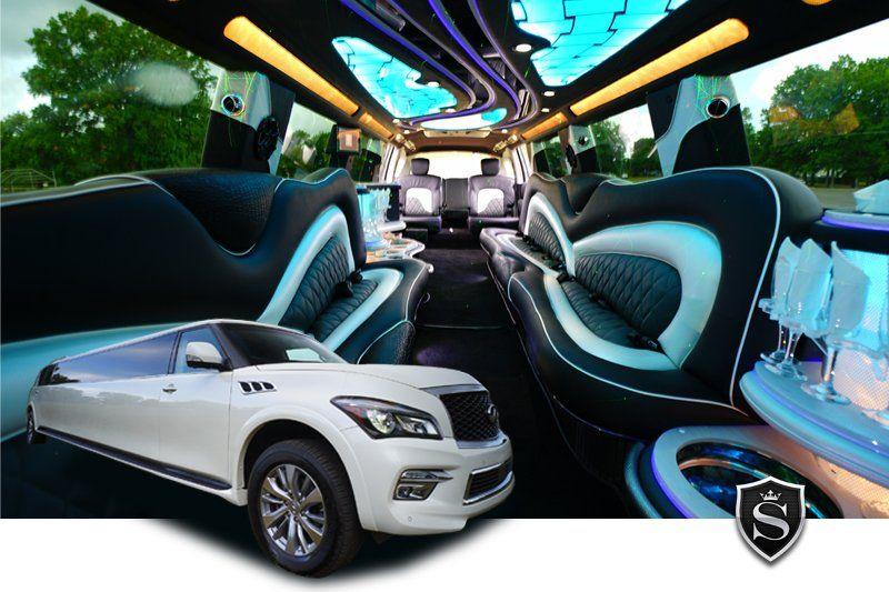 Infiniti QX 80 SUV Limo - Prom Limo Service
