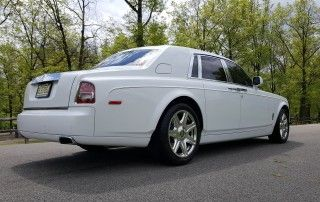 Rolls Royce Phantom - rear