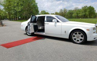 Rolls Royce Phantom - side